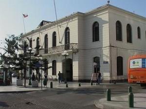 Ex Estacion tren Arica- La Paz