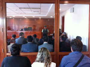 Audiencia OS-7 - Cautelares