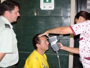 Gendarmeria - Salud
