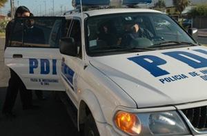 PDI - Detenido