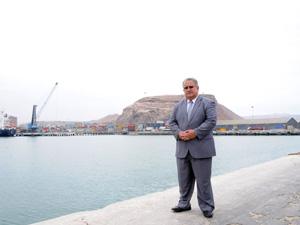 intendente puerto arica