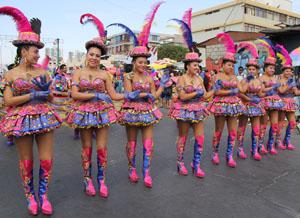 Carnaval 2014 - inicio