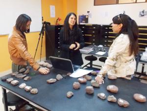 Arqueologas