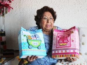 Concejala Elena Diaz Hevia