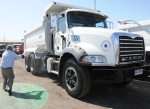 Intendente - Camiones