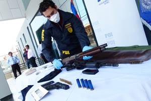 PDI - detienen delincuente
