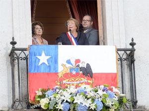 PresidentaBachelet