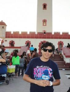 Orlando Aravena en La Serena