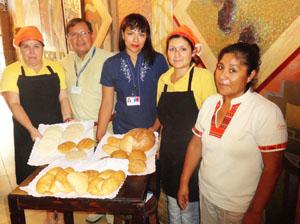 Salud - Sal en pan