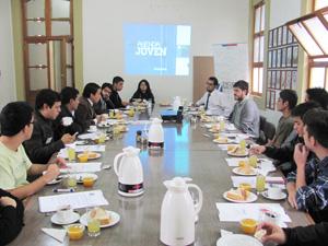 Desarrollo Social - Desayuno Jovenes