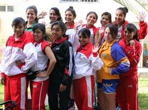 Equipode basquetbol de Tarija, Bolivia