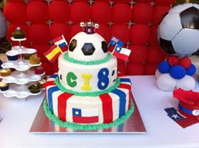 La torta de Cristóbal