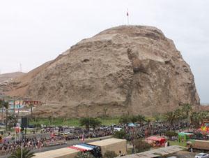 Panoramica desfile 7 junio