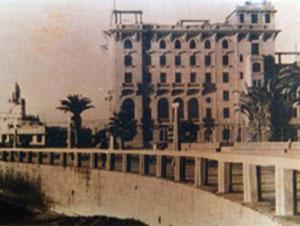 El Hotel Pacífico (Video)