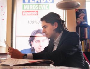 Diputado Vlado Mirosevic