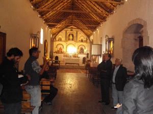 Iglesia de Socoroma