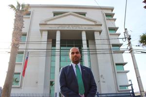 Defensor Público Ricardo Sanzana