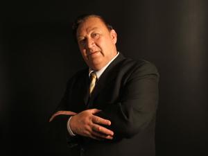 Cantante Jorge Mendoza