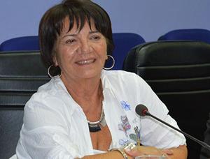 Concejala Miriam Arenas