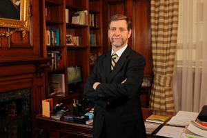 Joaquín Vial, consejero del Banco Central de Chile