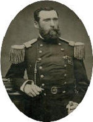 Capitán Ricardo Silva Arriagada