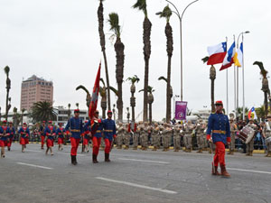 Desfile 7 junio 2014
