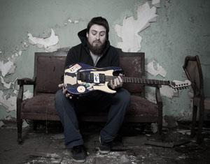 Guitarrista Ignacio Inder