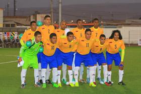 Colombia, equipo líder del Grupo B de la Copa América de Pueblos Indígenas