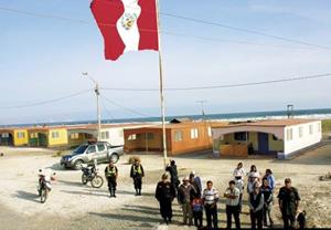 Los Palos en la frontera con Chile. Foto: Diario La República, Perú.