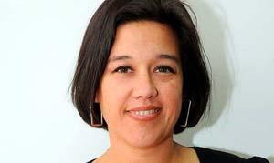 La renunciada gobernadora de Arica, Andrea Murillo