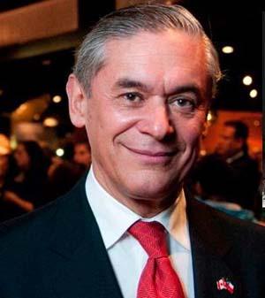 Roberto Ibarra García, Embajador de Chile en Perú