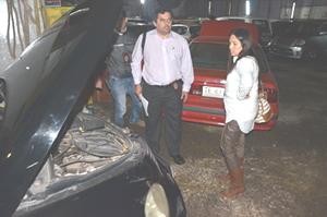 La investigación es dirigida por la Fiscal Regional, Javiera López