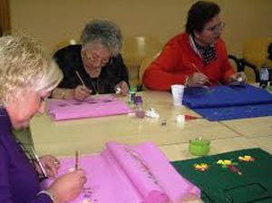 El departamento de arte y cultura dicta cursos de - Talleres manualidades para adultos ...