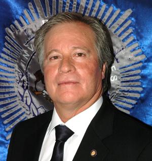 Prefecto Fernando Navarro Carvajal, jefe de la Región de Arica y Parinacota.