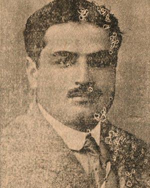 Aviador chileno Clodomiro Figueroa Ponce