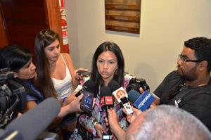 Fiscal Regional de Arica y Parinacota, Javiera López Ossandón