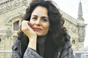 Escritora ecuatoriana Gabriela Alemán