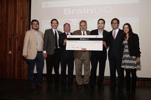 Ganadores Brain UC