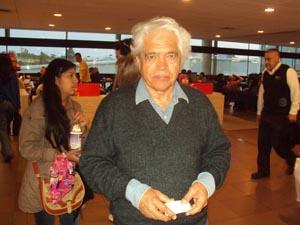 Pianista nacional Roberto Bravo