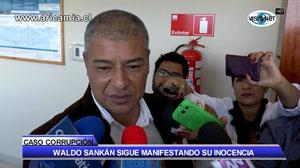 Ex alcalde Waldo Sankán