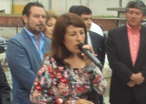 Carola Santos, concejala de Putre
