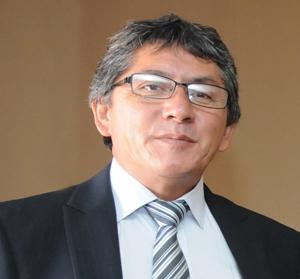 Roberto Lau, gobernador de Parinacota