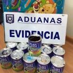 Aduana detecta nuevamente ingreso de cocaína en tarros de leche en Chacalluta