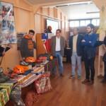 Con acto cívico alumnos de Putre dieron inicio a la semana de la educación Técnica Profesional