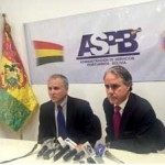 Empresa Portuaria Arica se reunió  con la Administración de Servicios Portuarios de Bolivia