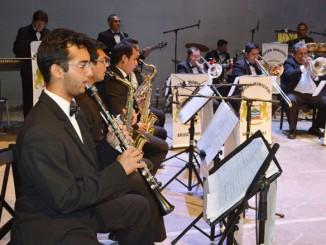 Orfeón Municipal en concierto.