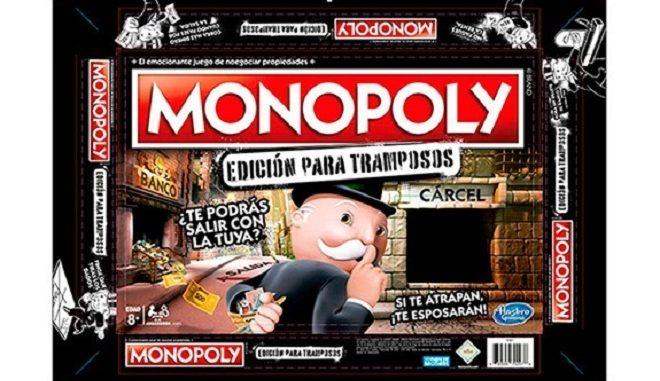Juego Monopoly En Su Edicion Para Tramposos En Tela De Juicio Por El