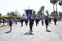 Desfile arica