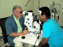 Alcalde oftalmologo