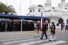 Desfile escolar 21 de mayo